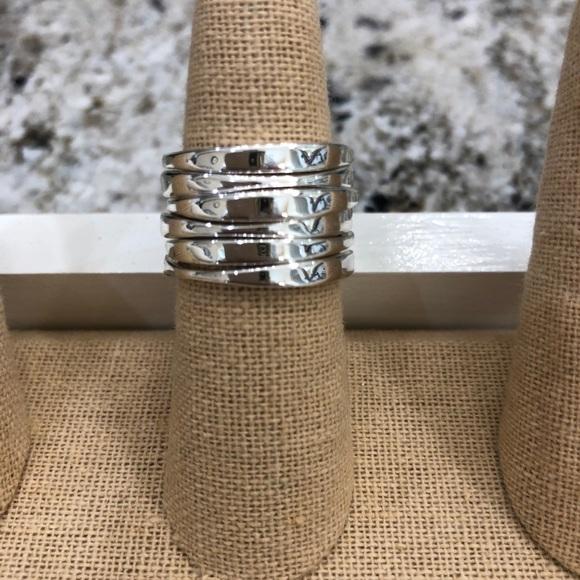 Chloe + Isabel Jewelry - LA LUNE STACKABLE RINGS